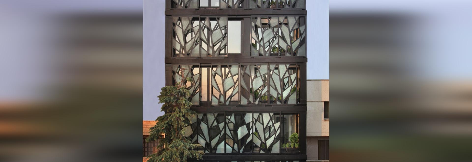 Architecture Iran – innovative facades