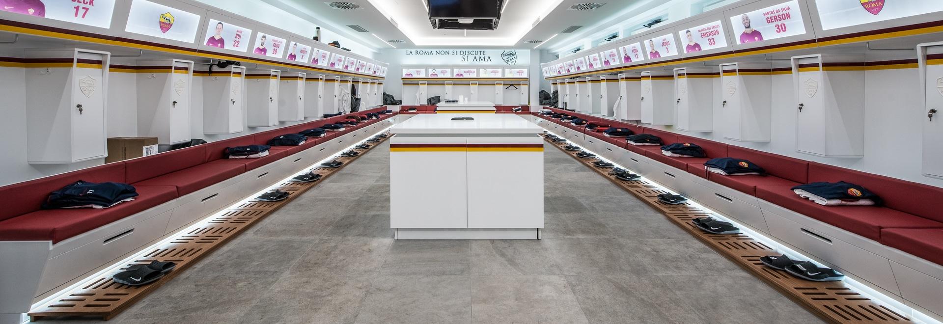 A.S. Roma -  Trigoria Sports Complex