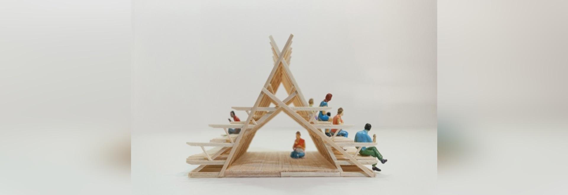 atelier bow-wow + didier faustino explore innovative habitats in paris exhibition
