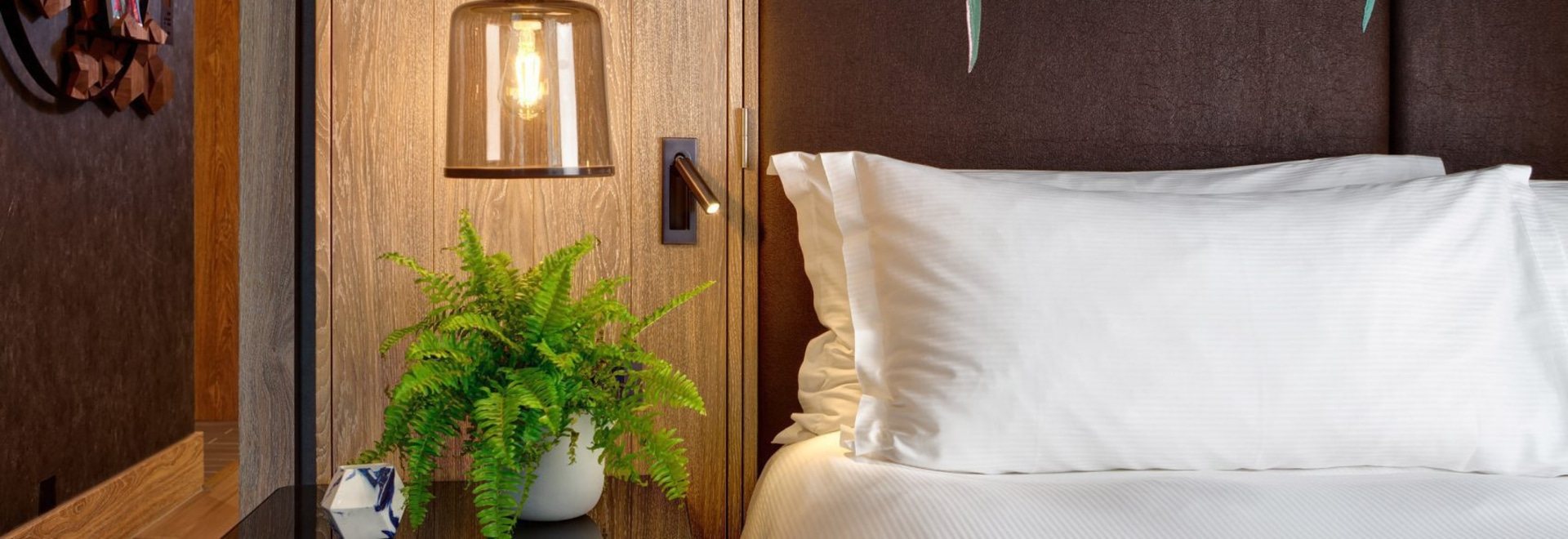 "Bompas & Parr creates ""world's first"" vegan hotel suite"