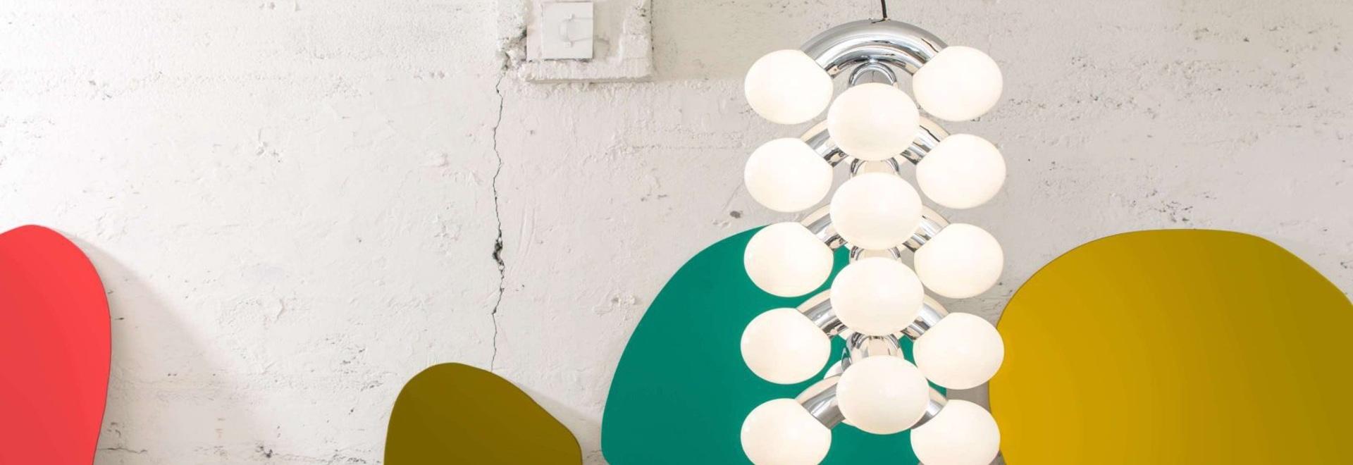 Caine Heintzman Has Designed The VINE Pendant Light