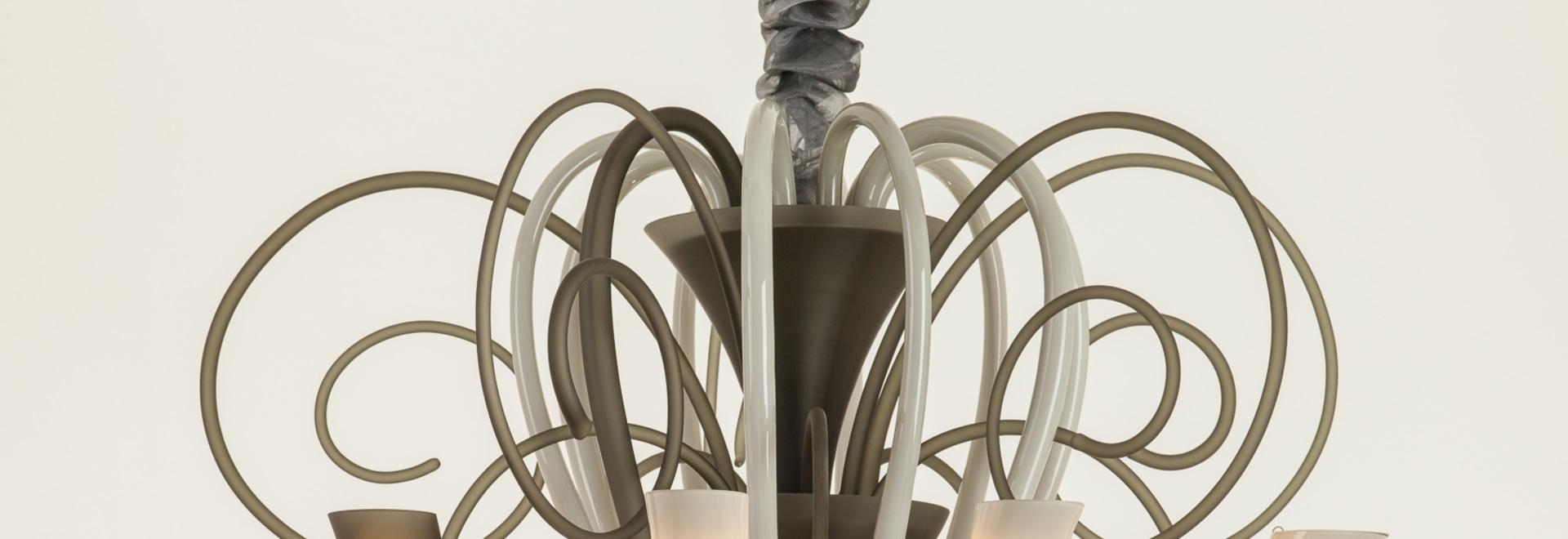 Carlesso_New Finish for GODO chandelier
