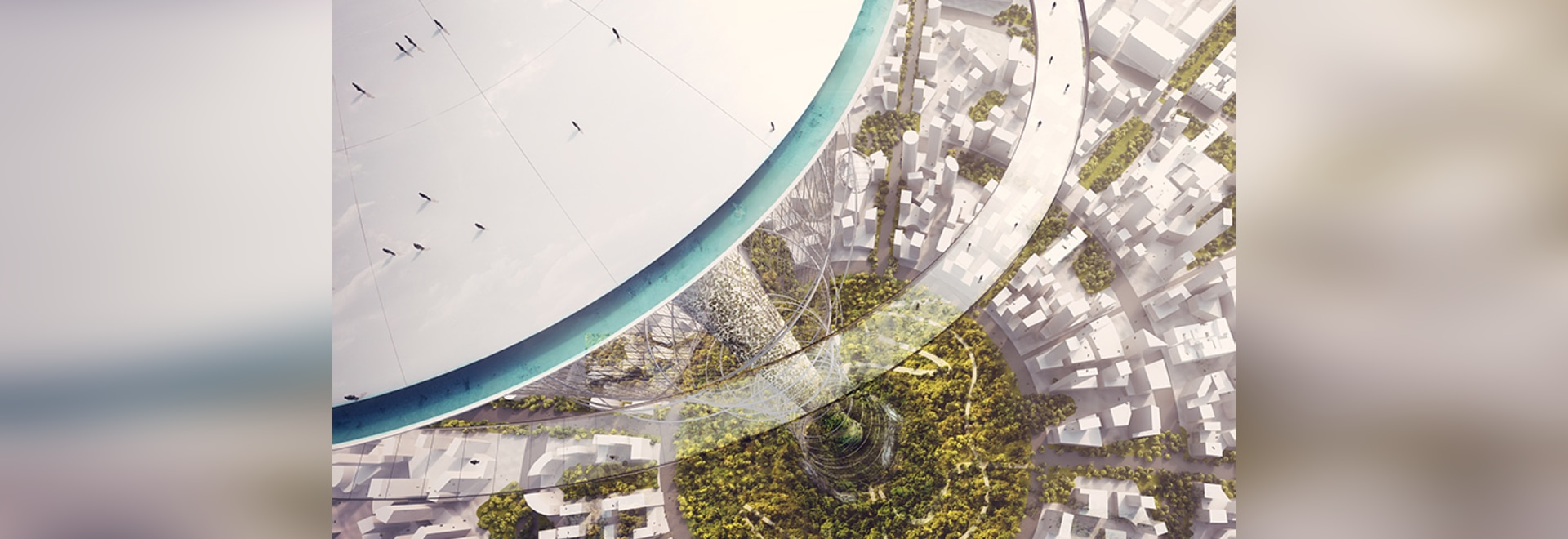 carlo ratti unveils plans for mile-high vertical park and observation deck