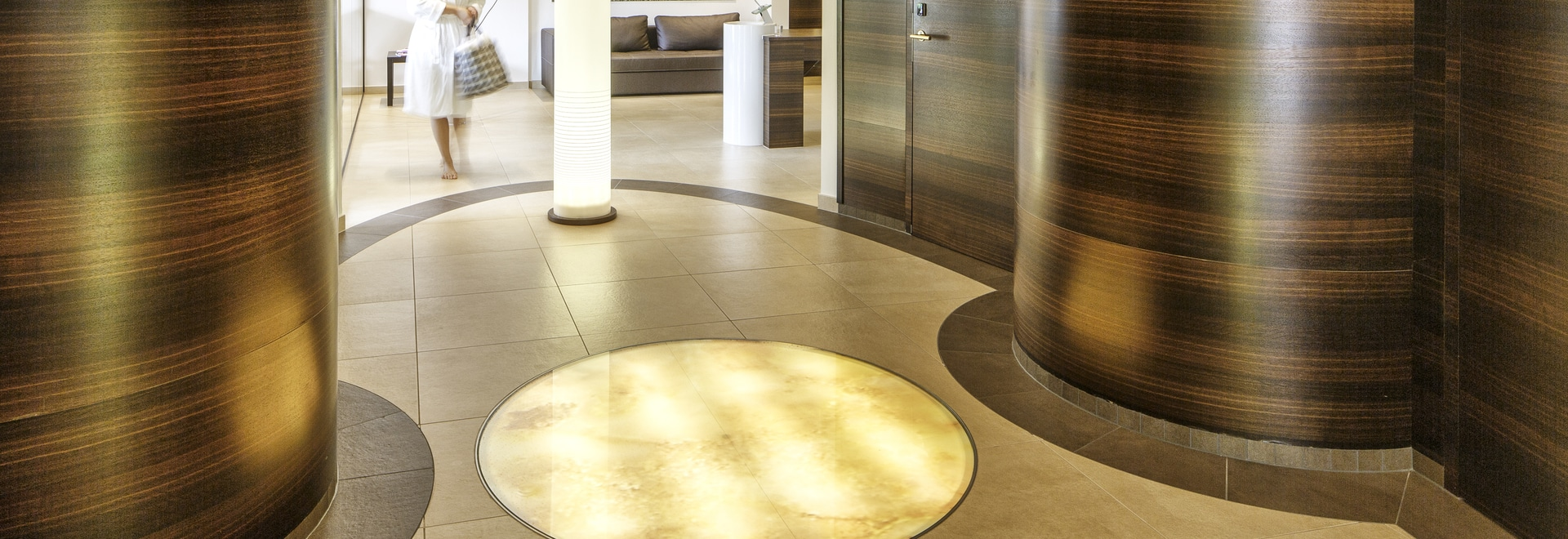 Ceramiche Keope collections chosen for the 4-star Belchen Hotel