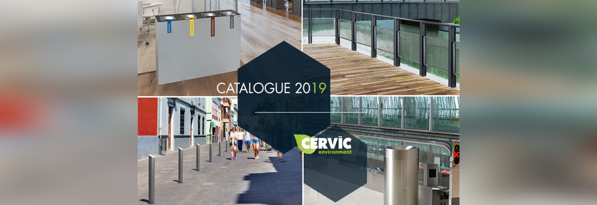 Cervic Environment launches the Catalogue 2019