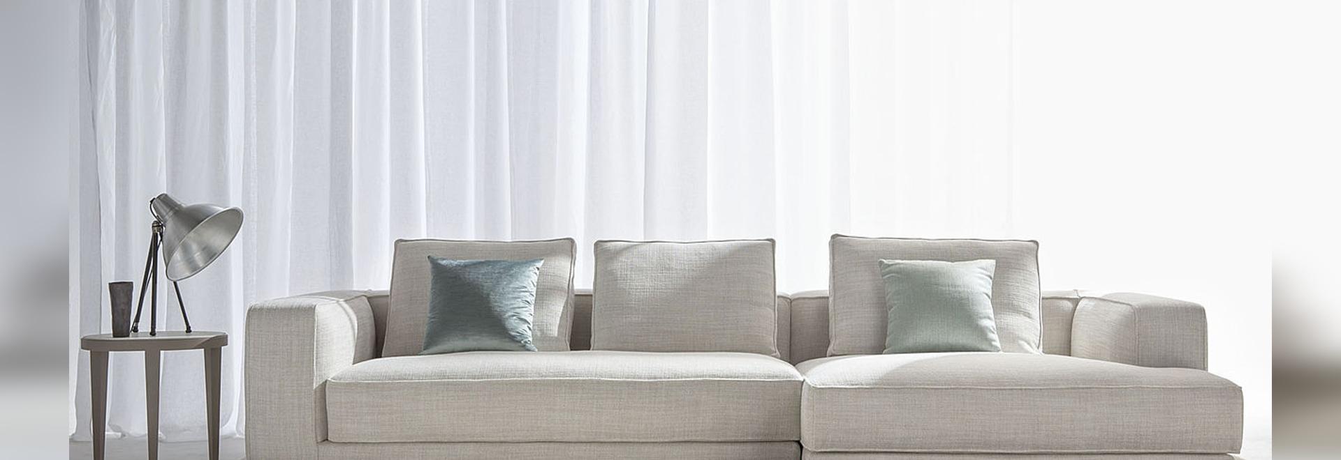 Christian, the new Berto sectional sofa