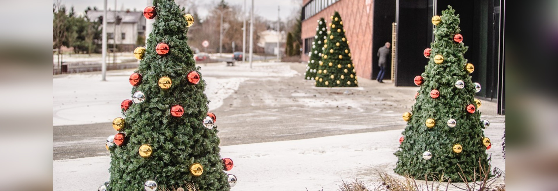 Christmas Covers on the Flower Constructions - terrachristmas.com