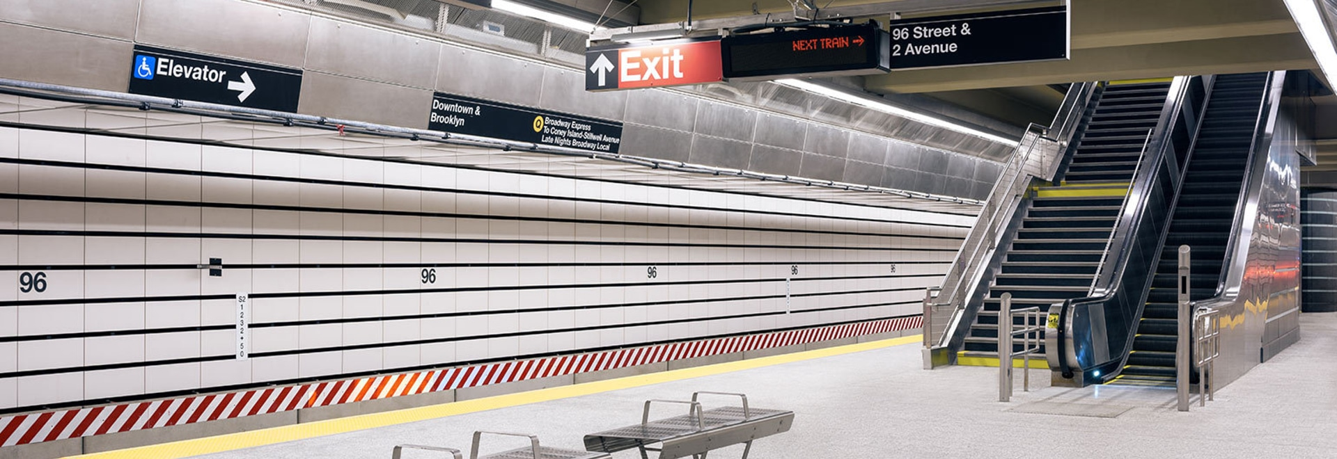 Commissioned by the Metropolitan Transport Authority and governor's office, the first phase of the Second Avenue Subway expansion was completed by AECOM and Arup, combining full engineering and arc...