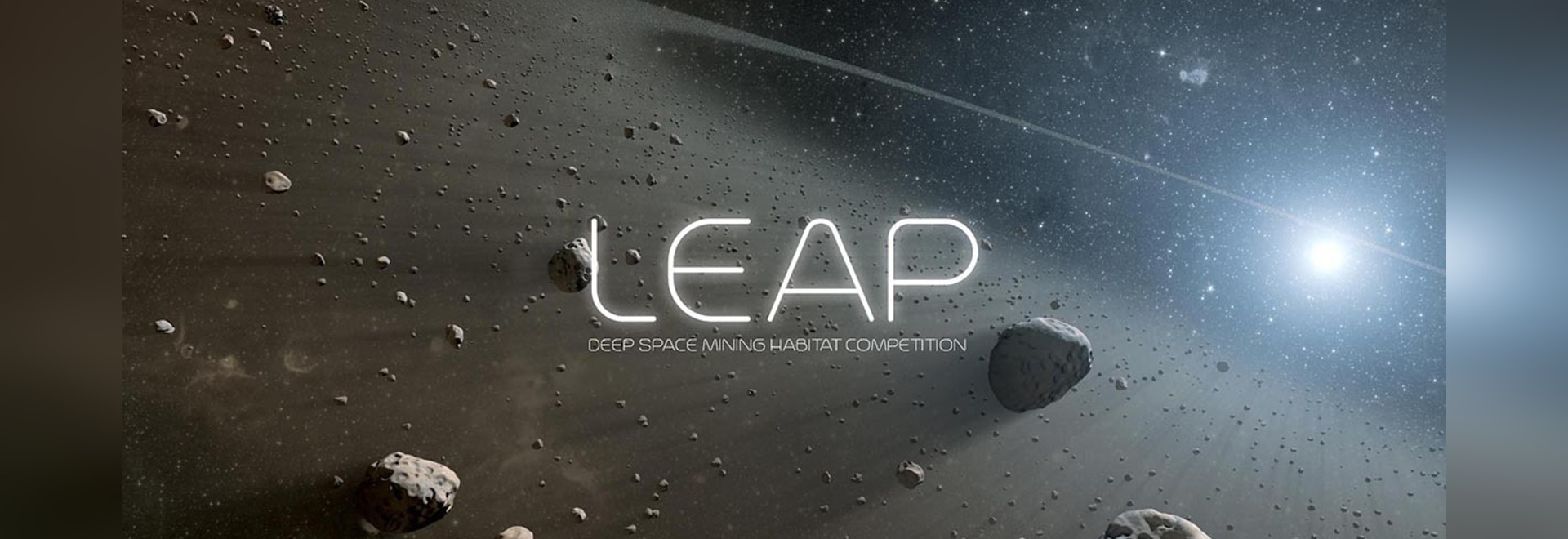 Competition: Leap - Space Habitat Design Competition