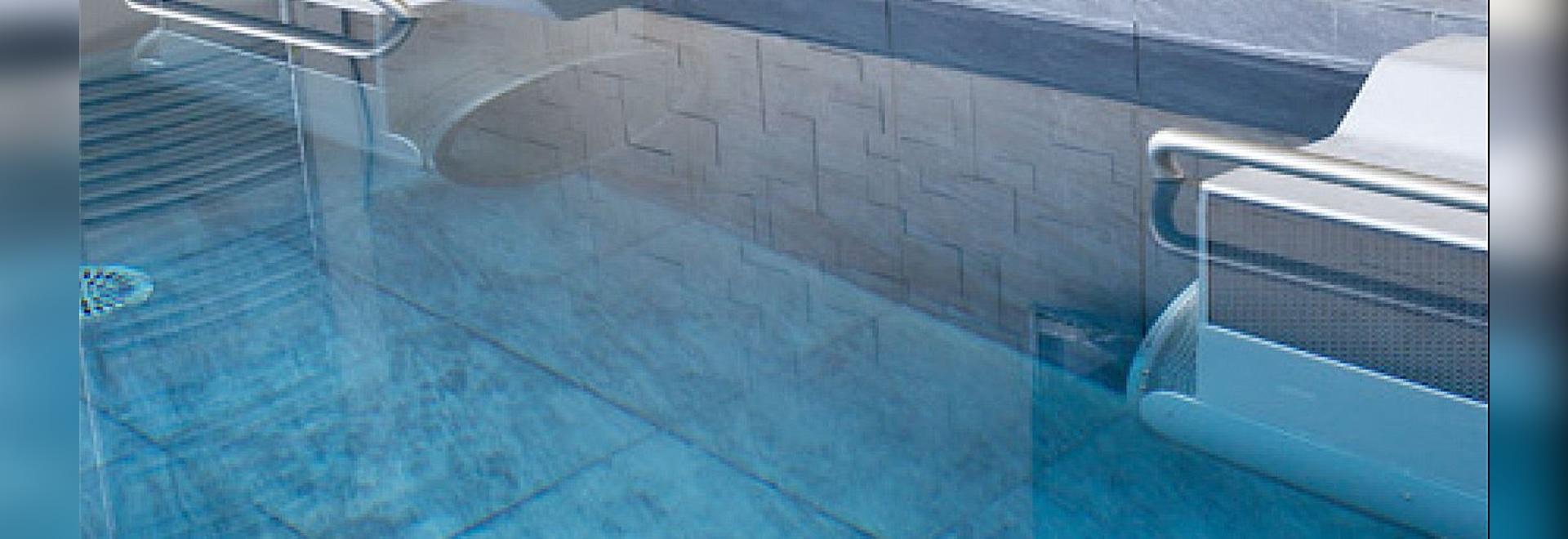 Counter current unit swimming pools for swim training - GUNCAST ...