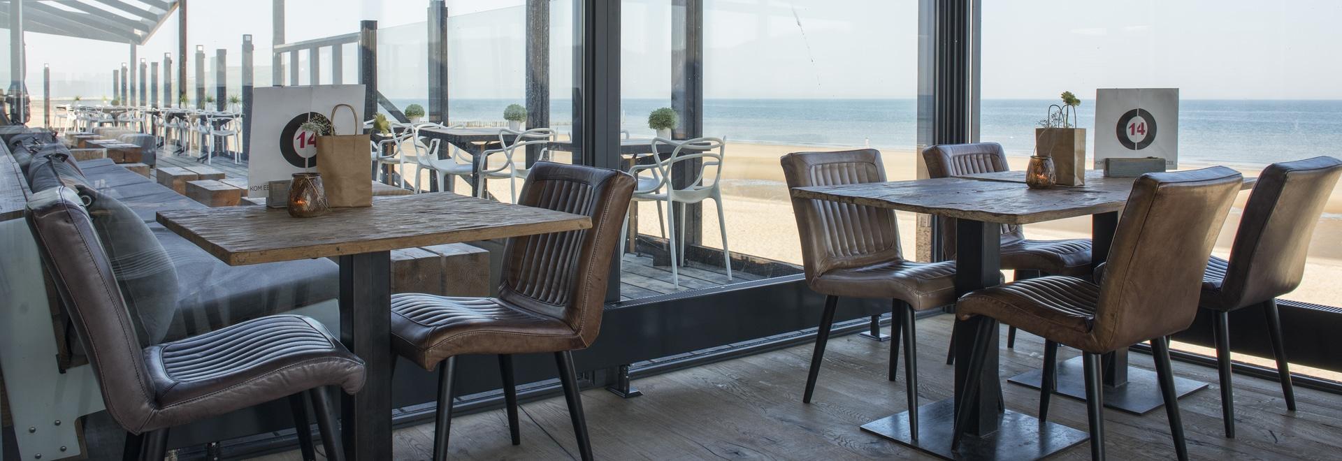 Dennebos R.02 floor for beach restaurant