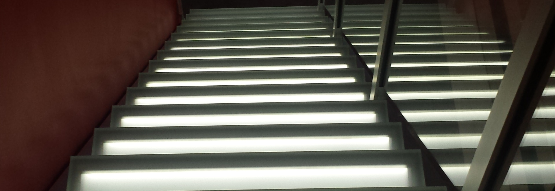 design stair with leds