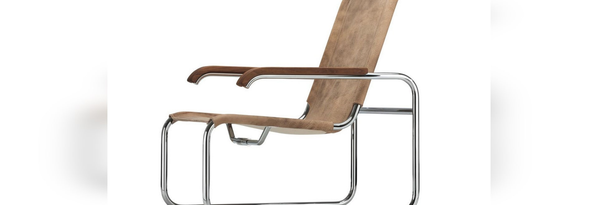 Discover the new version of Marcel Breuer armchair's