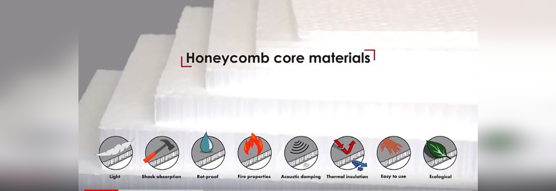 Discover products, services, applications with honeycomb panels