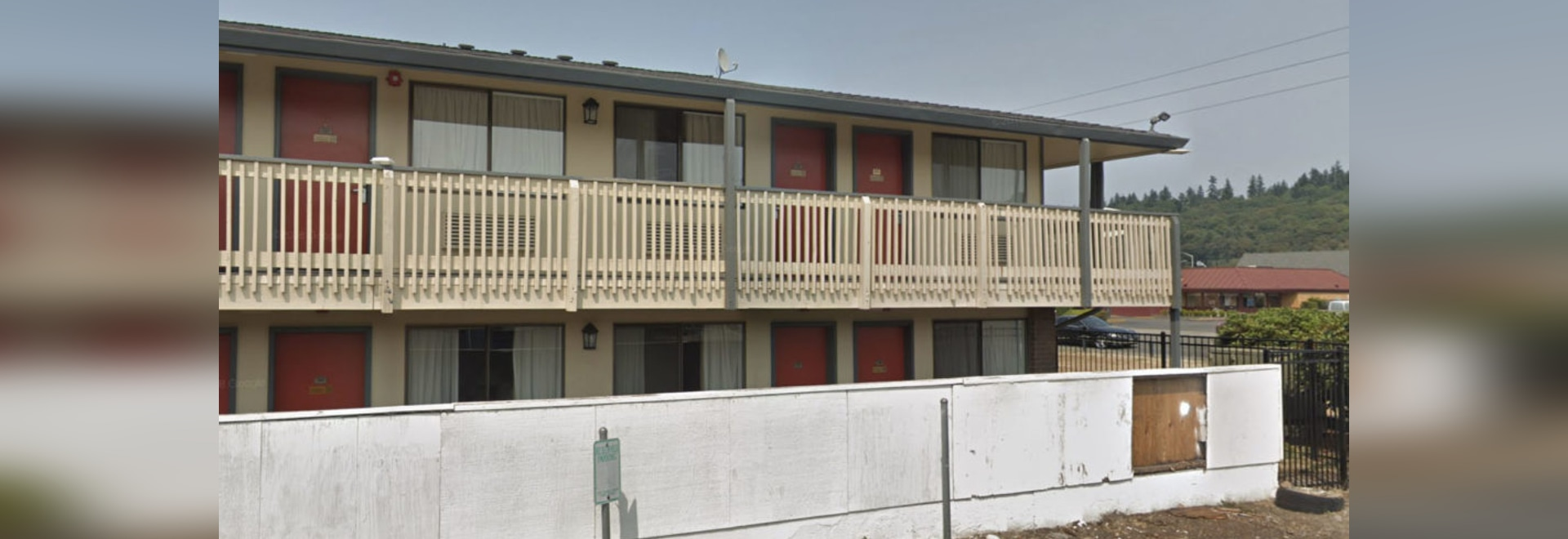 The Econo Lodge in Kent, Washington, was recently purchased for $4 million to become a makeshift quarantine facility.