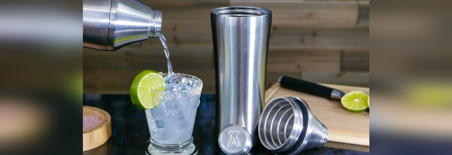 The Elevated Craft Cocktail Shaker is Near Perfect