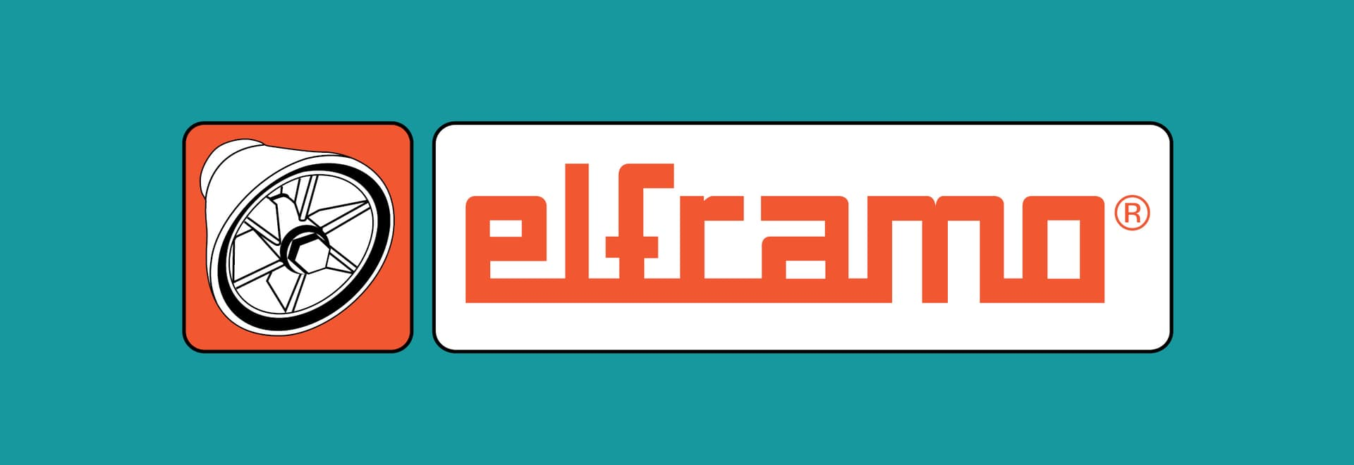 Elframo - the new colour of the logo
