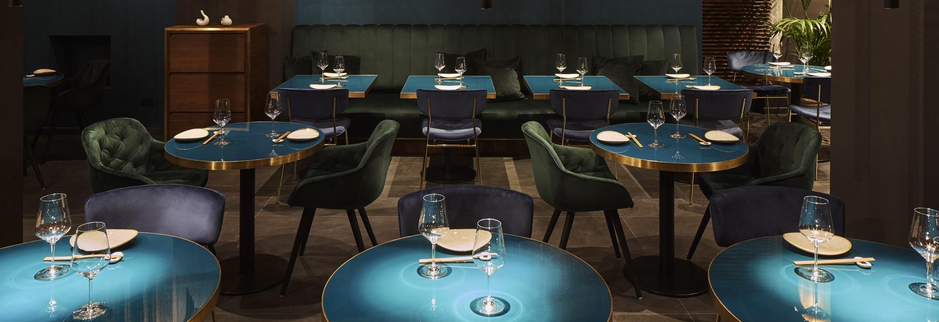 Ergon collections for Nishiki Restaurant