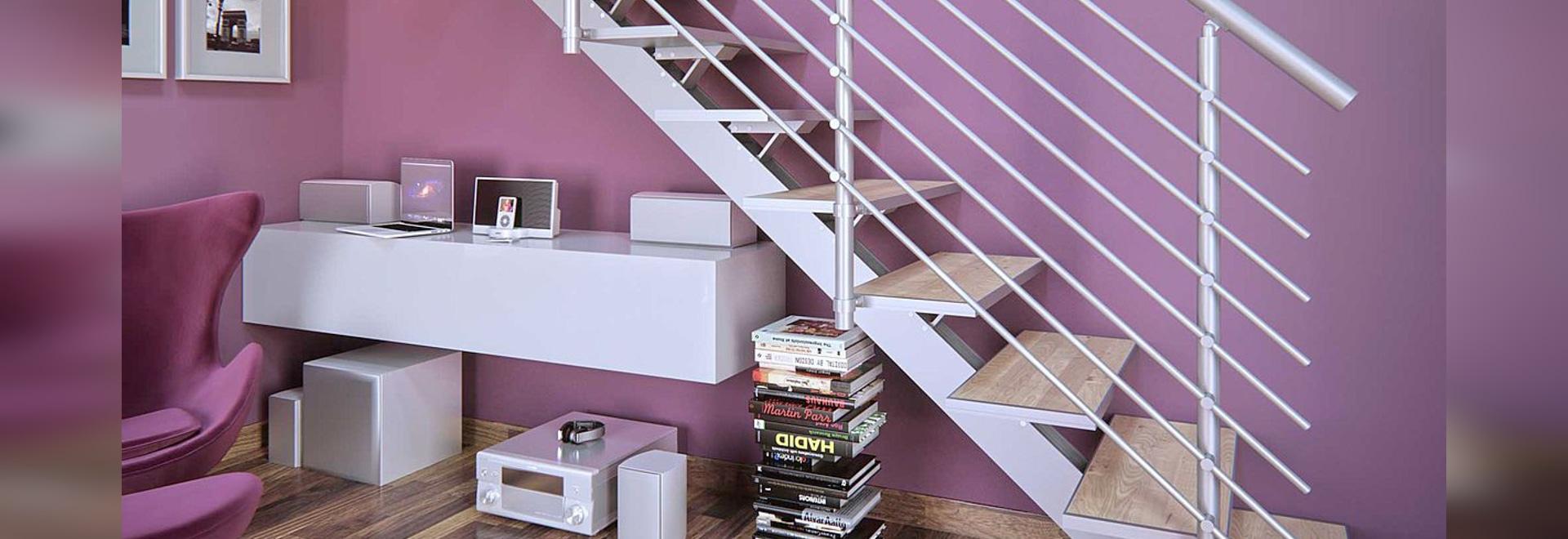 Essenza, minimal stair