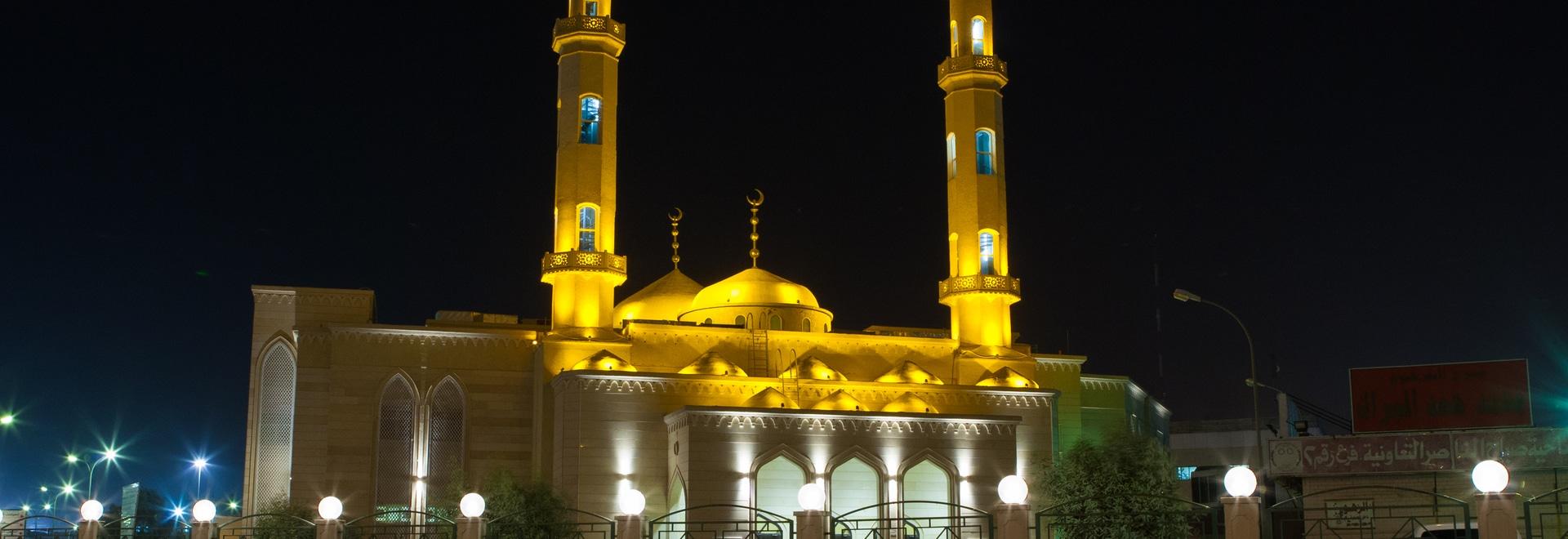 FARWANIYA MOSQUE, KUWAIT