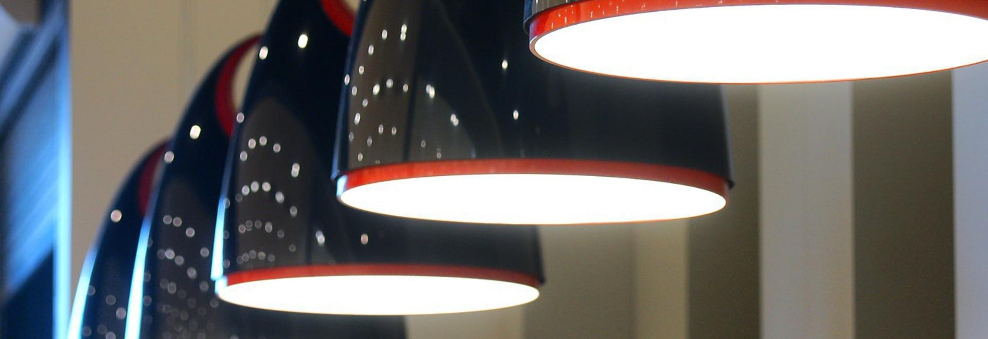 Flash&DQ HB886 luminaire at GIKS Roelselare in Belgium