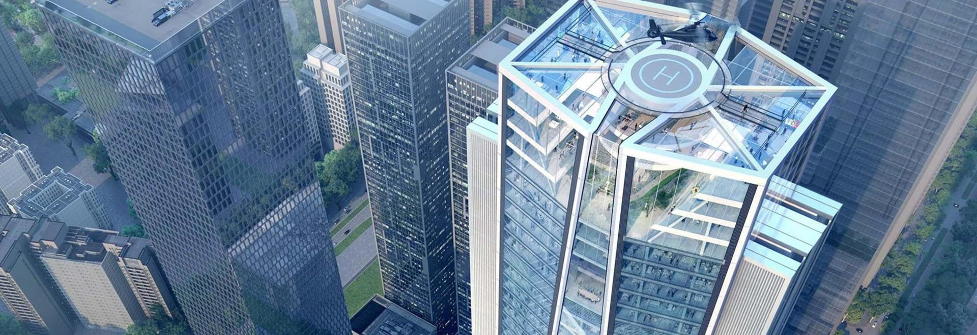 foster + partners designs skyscraper for china merchants bank in shenzhen