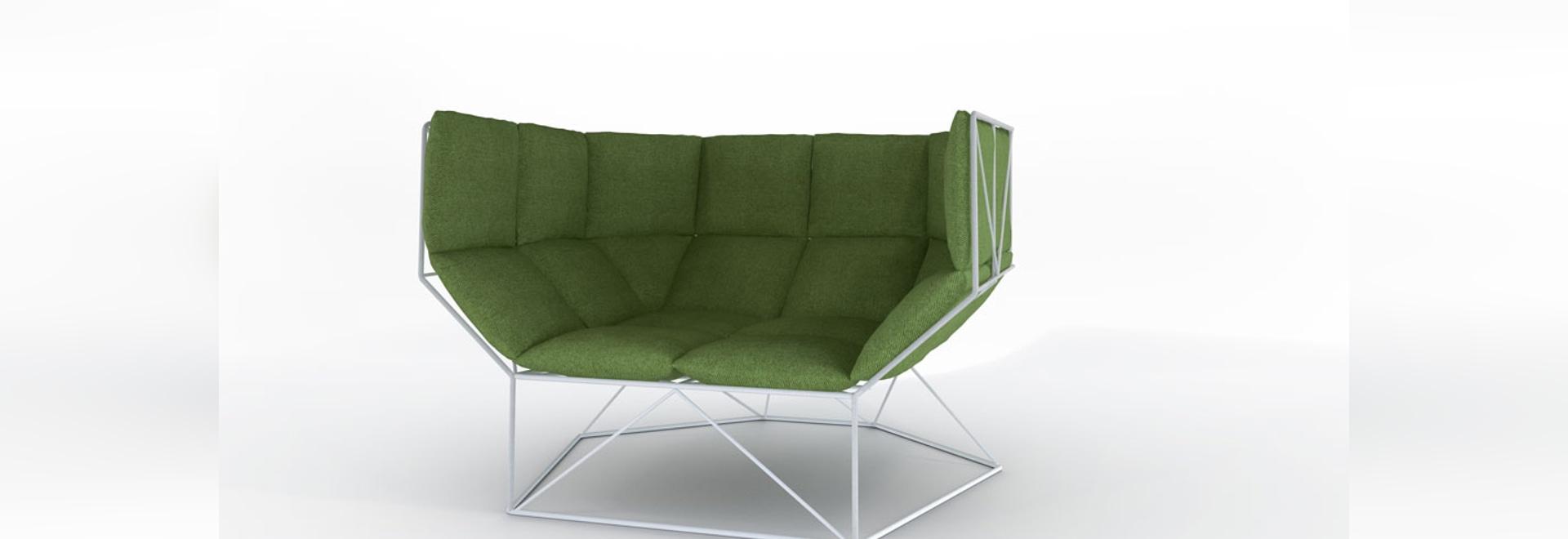 Foxhole 200 Sofa