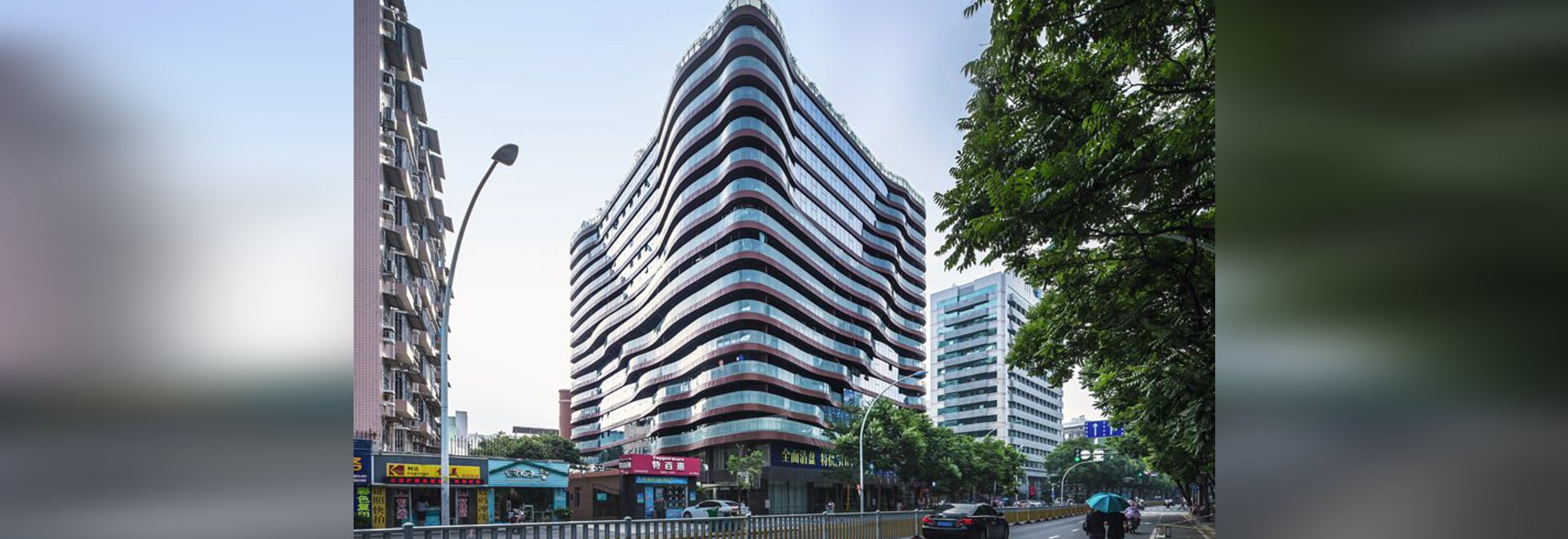 Fuzhou Shouxi building