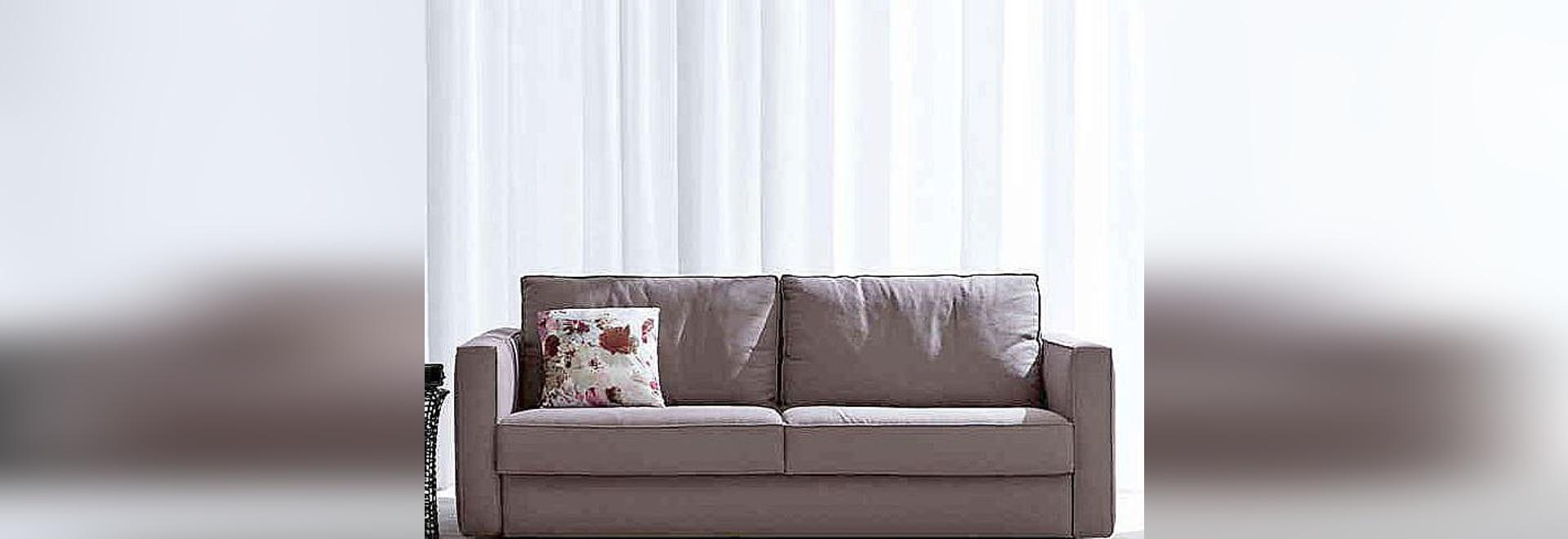 Gulliver, a sofa bed with an 18cm. mattress