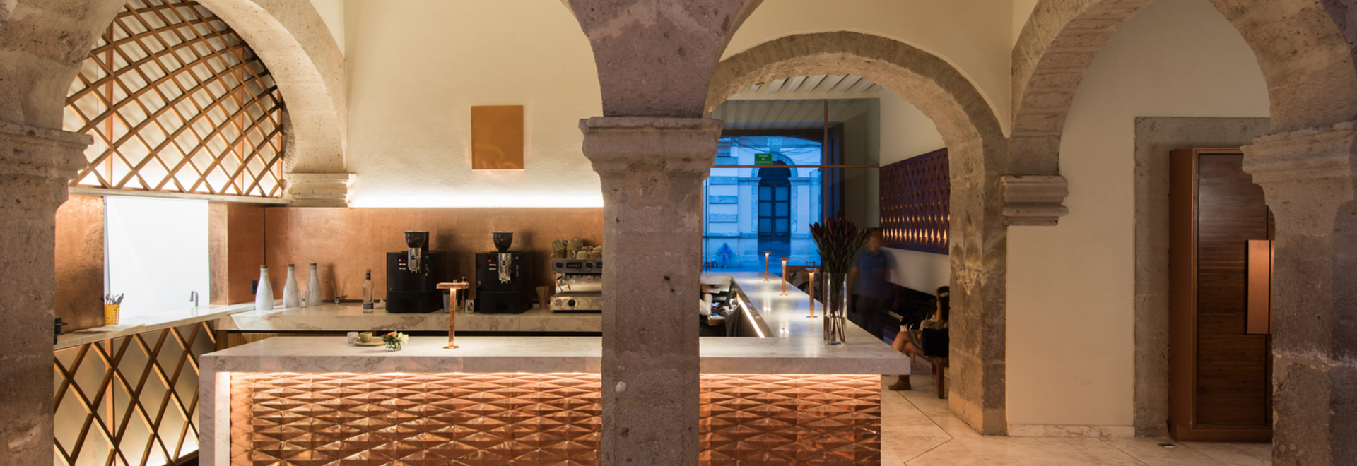 Herencia Hotel / BUDIC