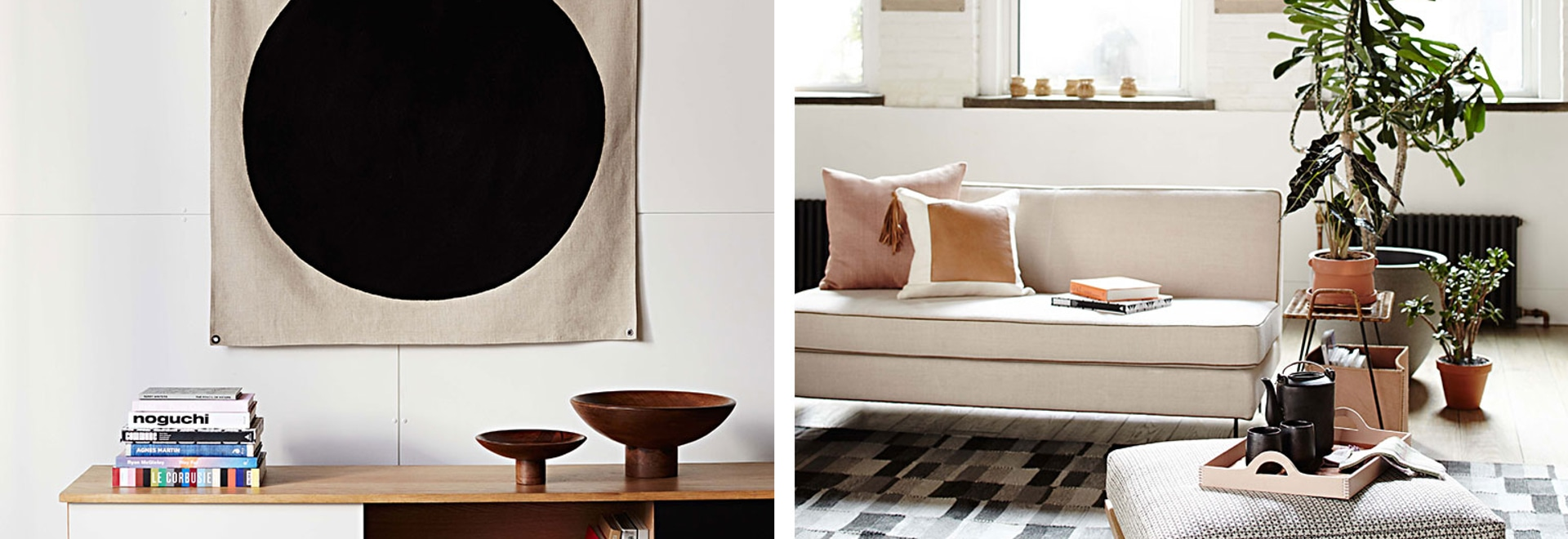 Home run: Commune and West Elm team up on a 50-piece collection