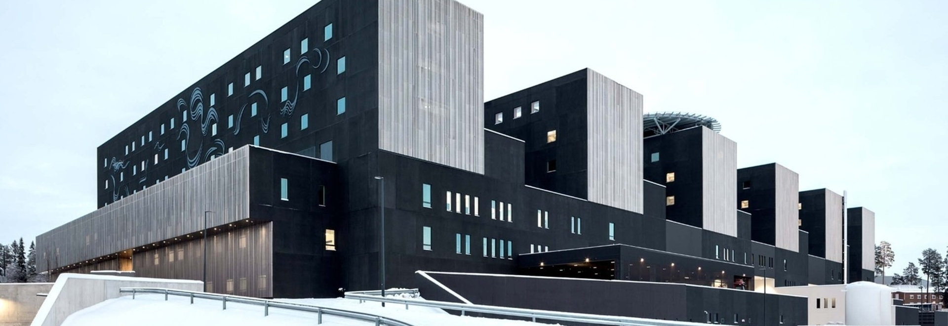 Hospital Nova / JKMM Architects