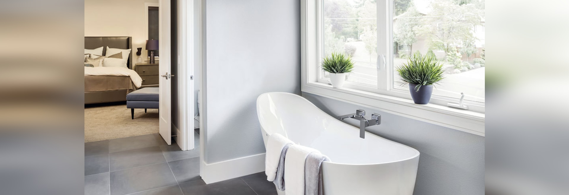 How to choose the right tap for the bathtub with legs