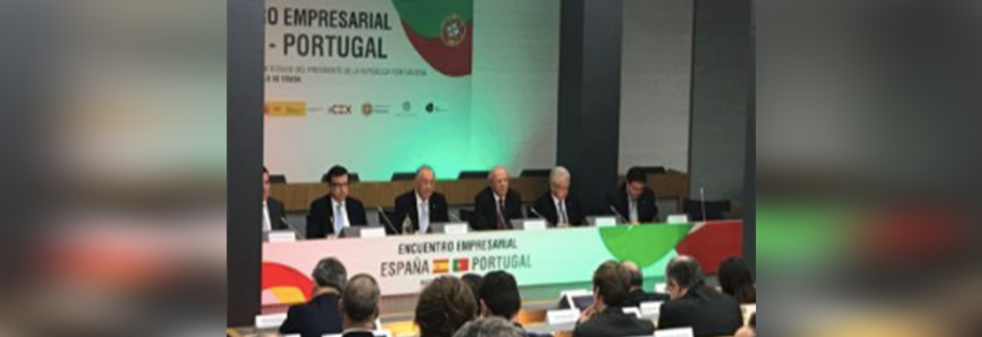 Hyrodiseño was invited to the Spain-Portugal Business Forum