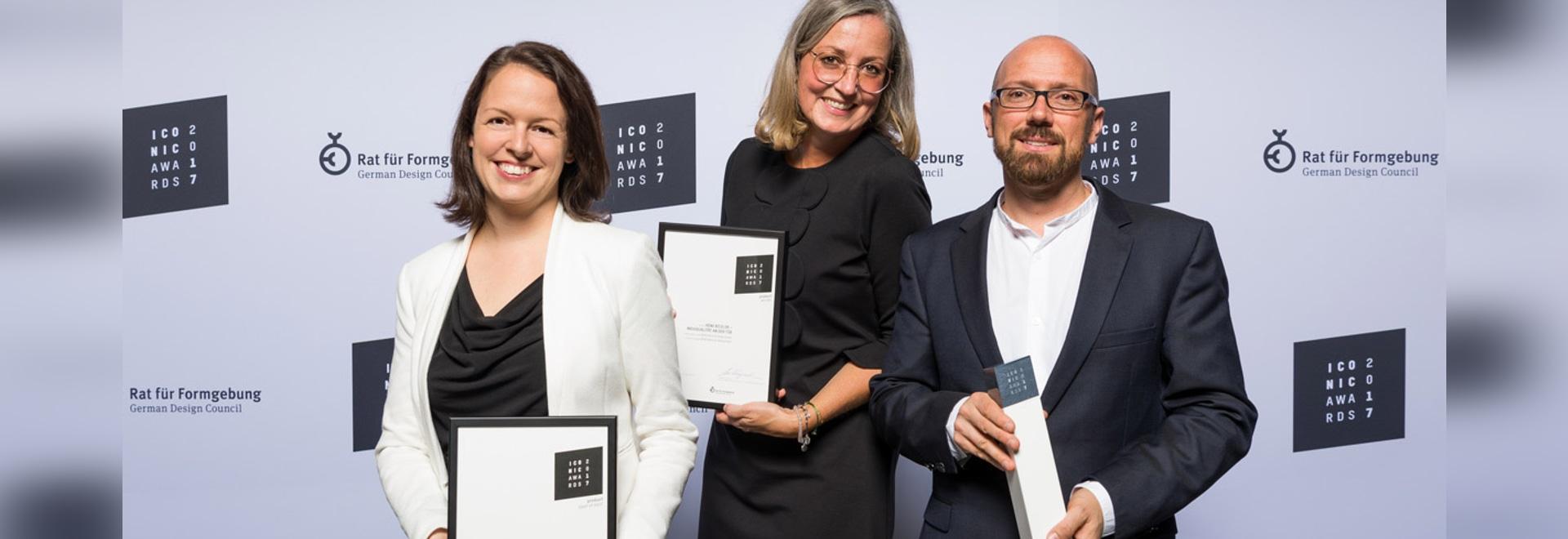ICONIC AWARDS 2017