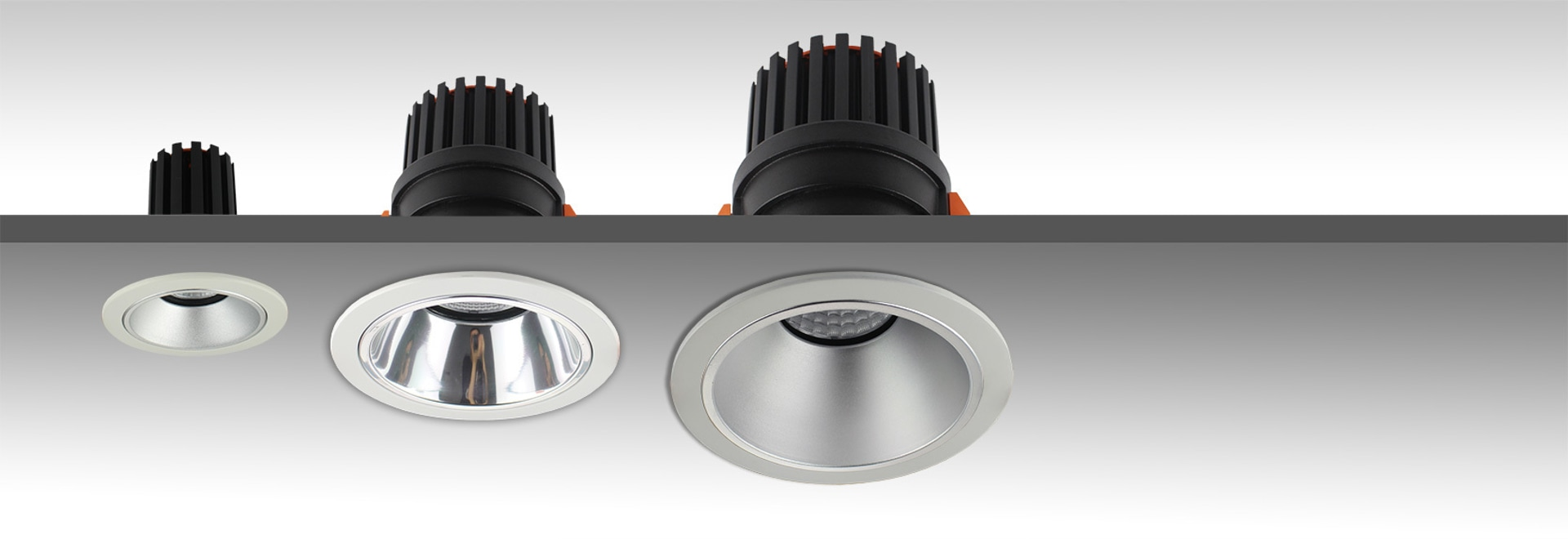 INNOVA Deep optical Downlight & Spotlight