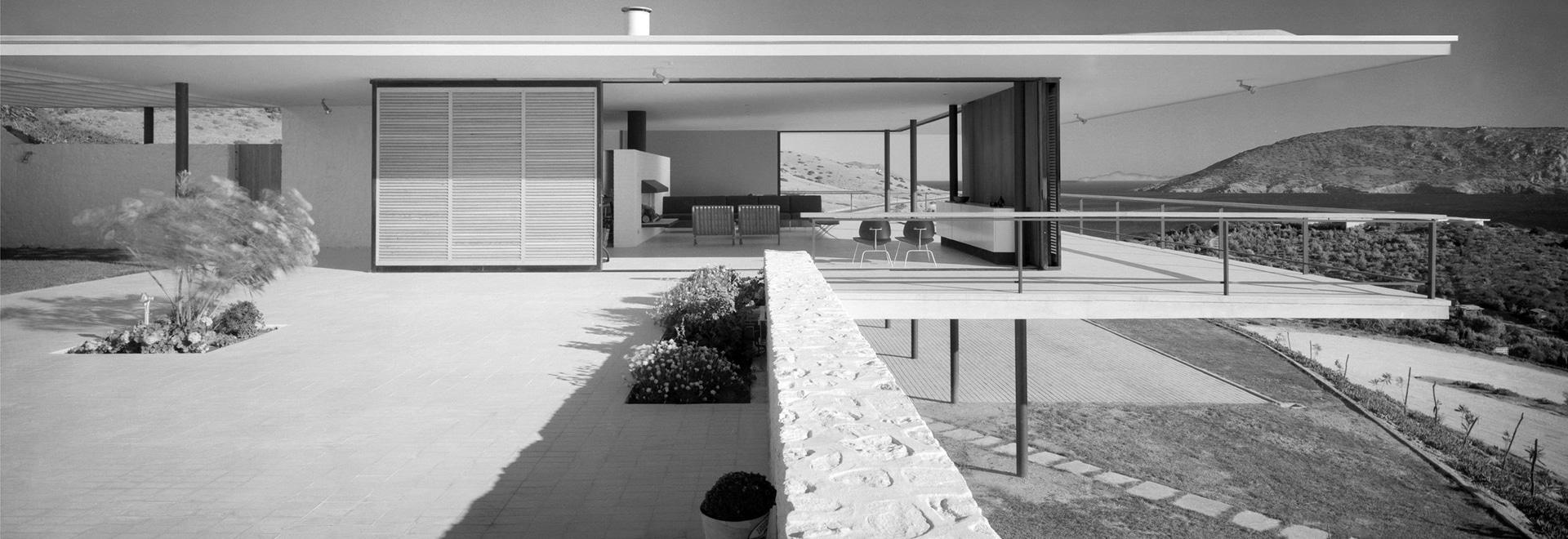 The Inspirational Designs of Greek Architect Nicos Valsamakis