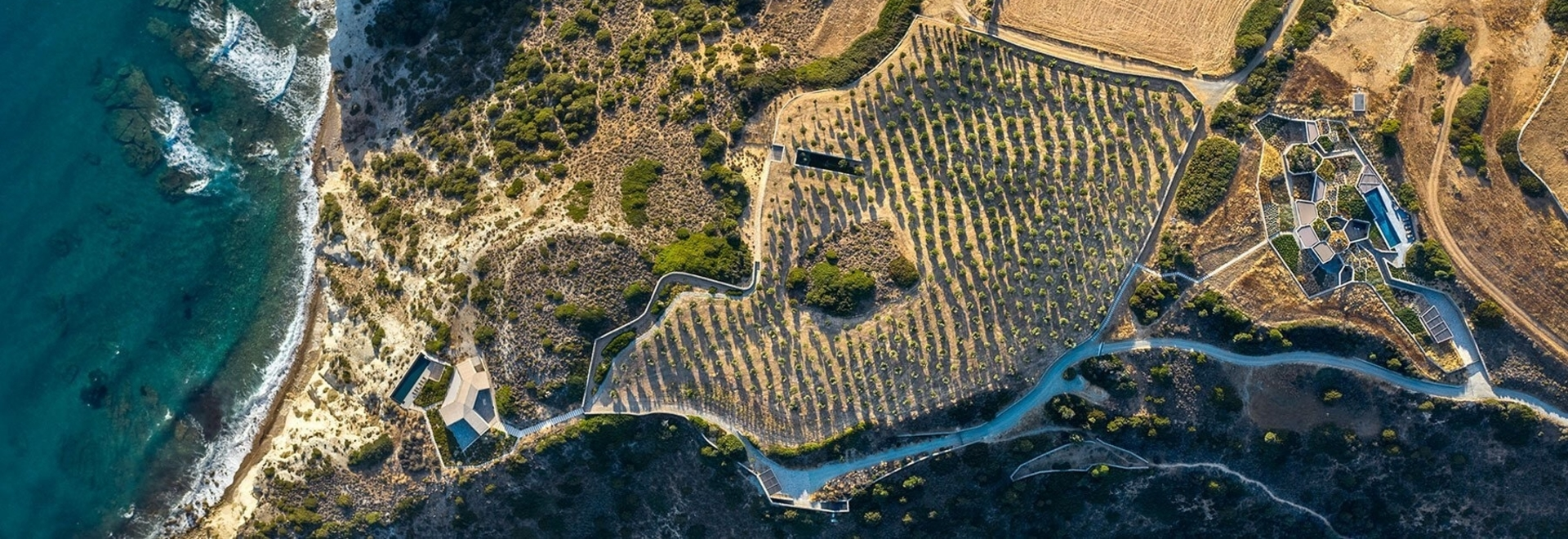 Interview: DECA discusses its landscapes and underground architecture in Greece