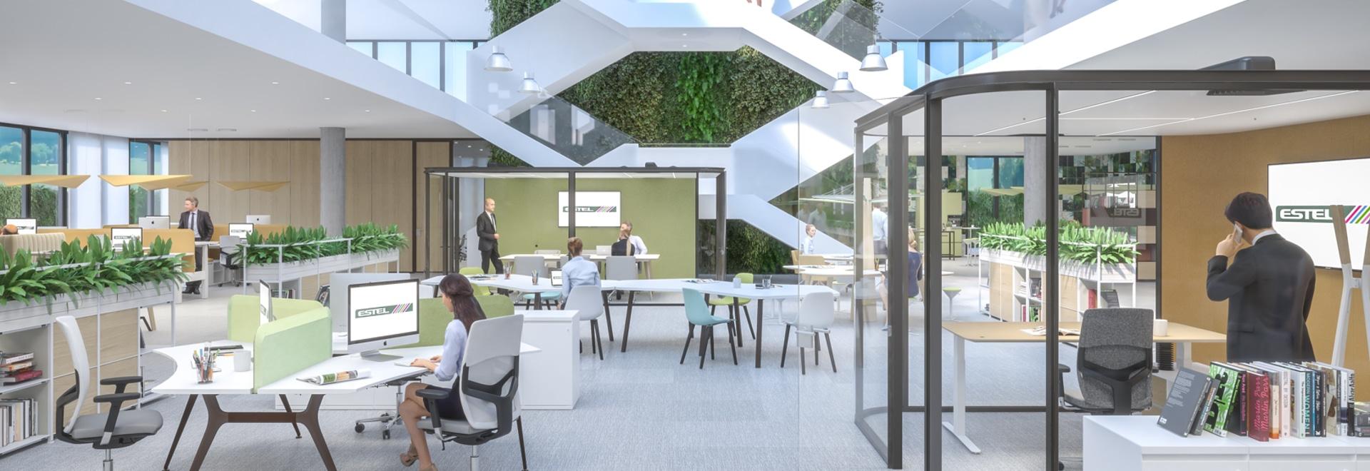 Italian Smart Office Environment