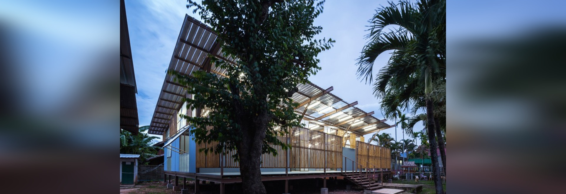 junsekino elevates and rebuilds rural school after earthquake in thailand