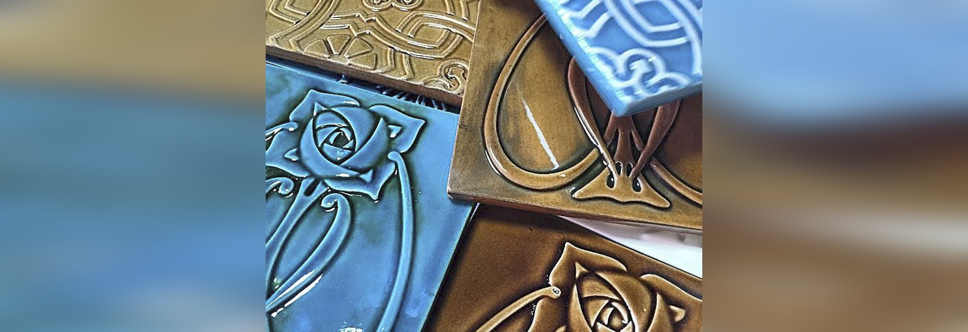Karoistanbul Hand-Painted Ceramic Tiles