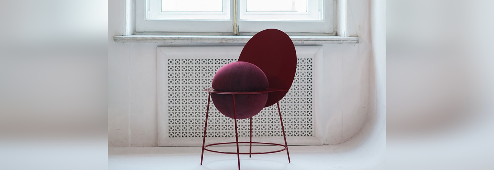 Katia Tolstykh Has Designed The PROUN Chair