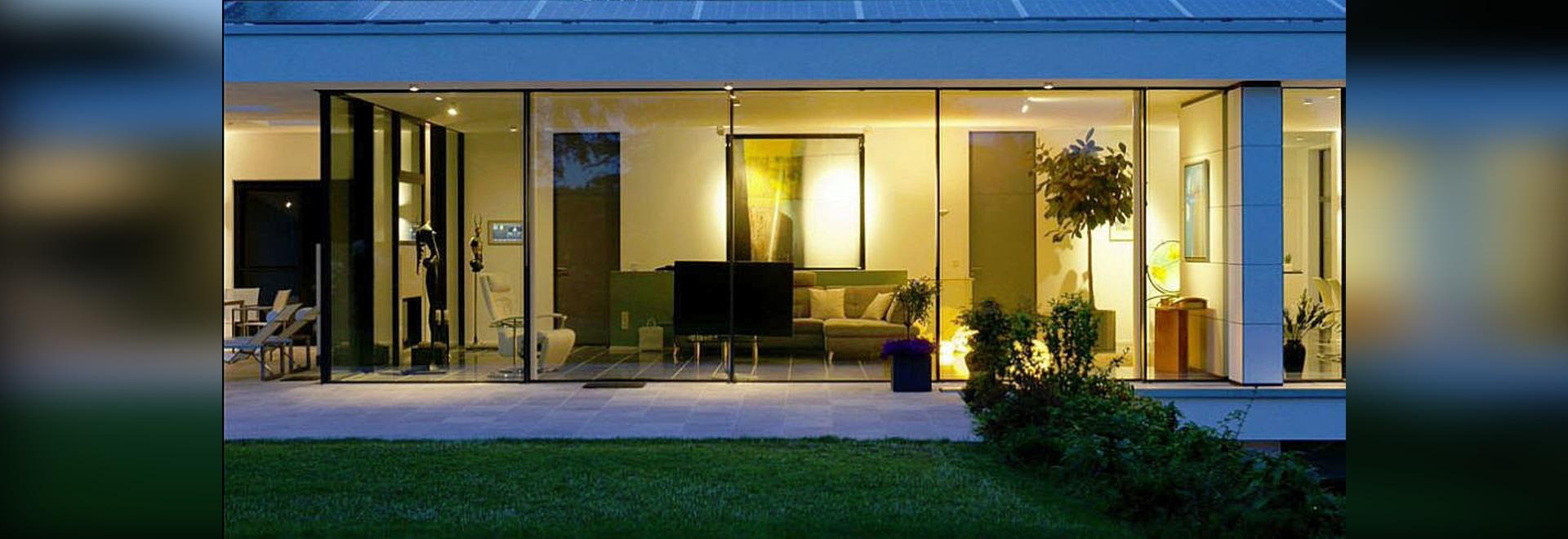 KELLER minimal windows® - architectural transparency