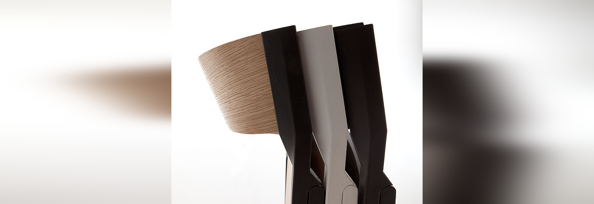 KLAPP Not only a folding chair, but a beautiful chair which can fit anywere