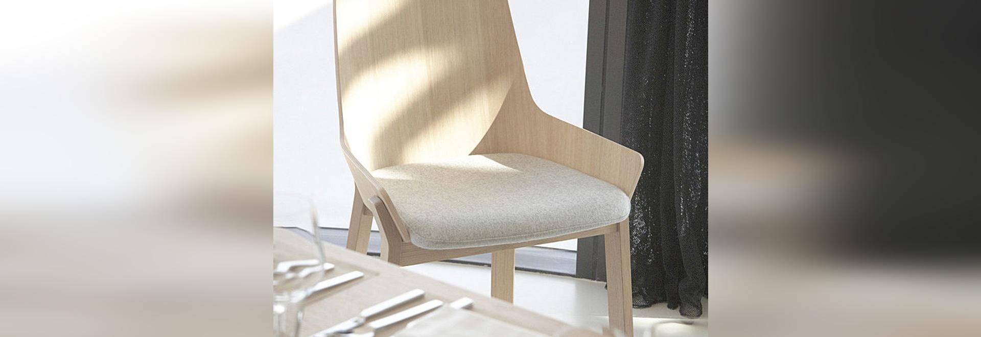 Koila Chair by Jean Louis Iratzoki