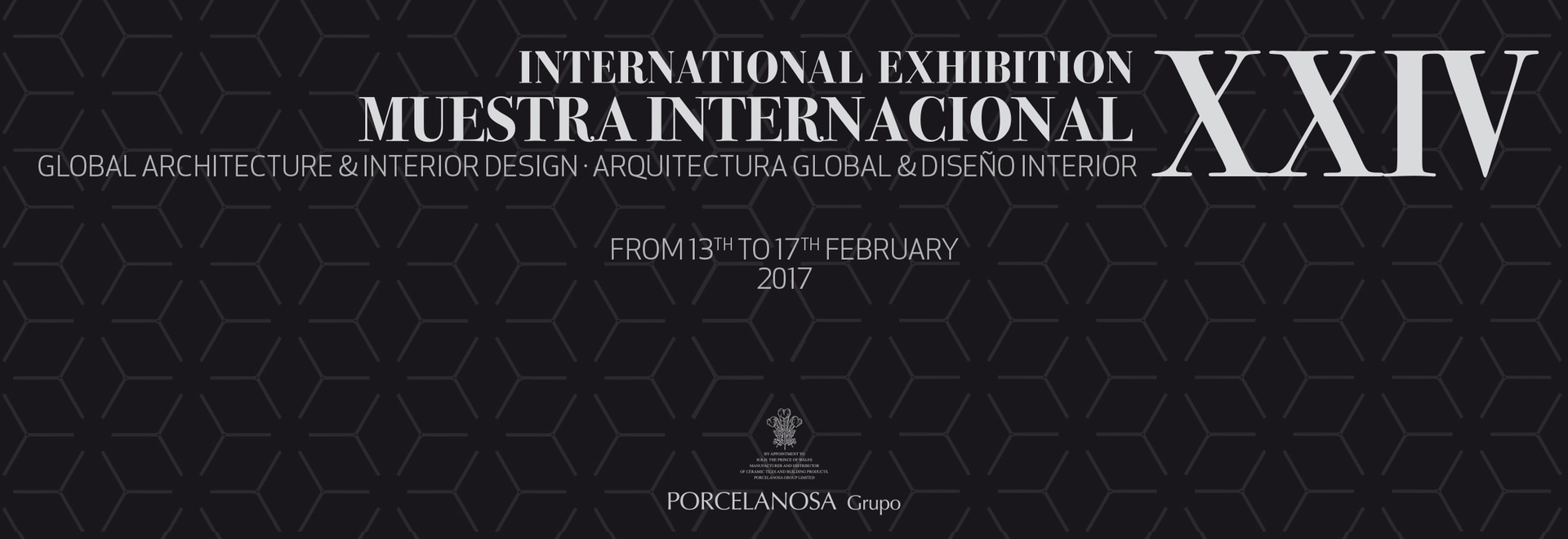 Large-format porcelain tiles: a focal point of the 14th PORCELANOSA Exhibition