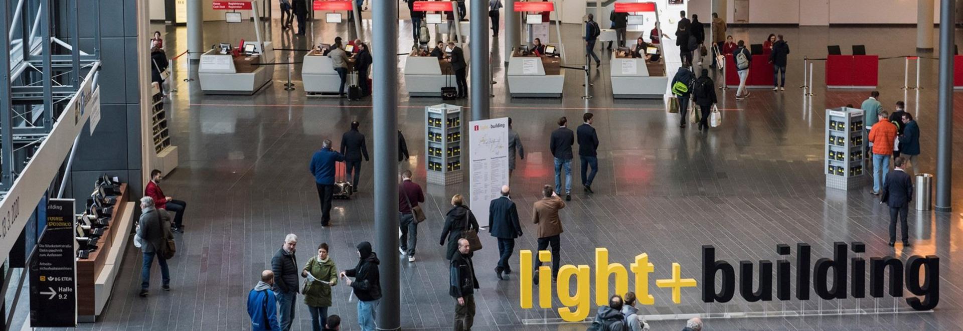 Light + Building fair postponed to September due to coronavirus