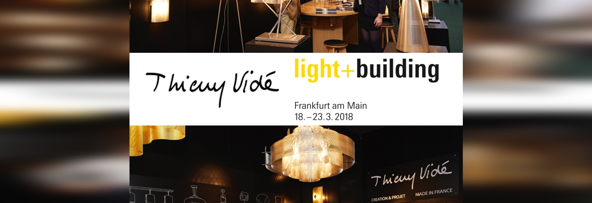 Light & Building March 18-23 2018