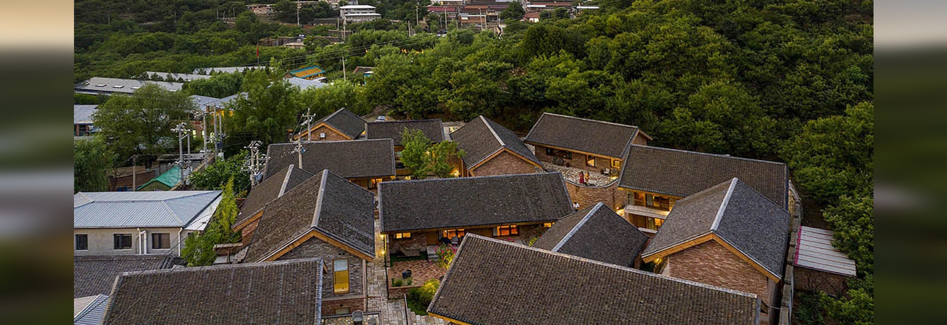 LlLab Creates A Rural Oasis With San Sa Village In Beijing