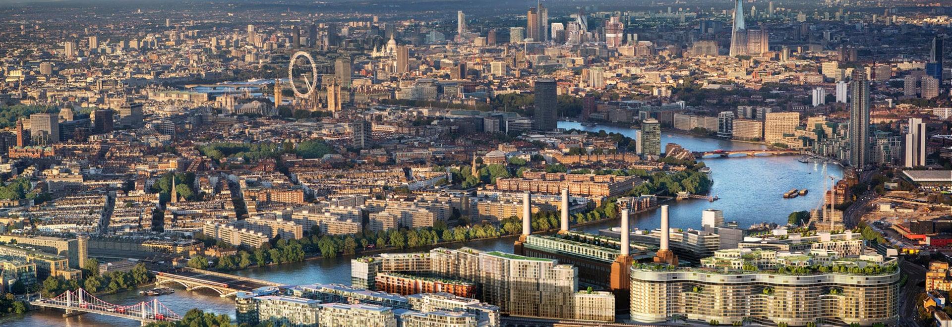 London's latest crop of residential developments